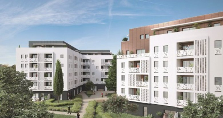 Achat / Vente programme immobilier neuf Lormont proche tramway A (33310) - Réf. 3782