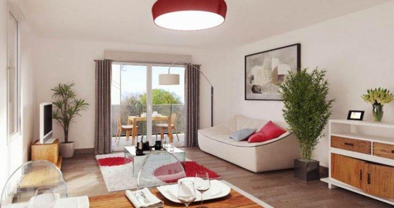 Achat / Vente programme immobilier neuf Lormont quartier Bois Fleuri TVA réduite (33310) - Réf. 517