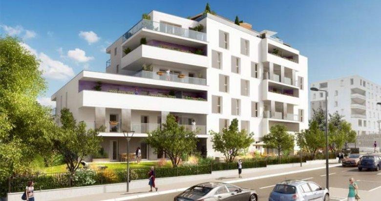 Achat / Vente programme immobilier neuf Lormont quartier de la Polyclinique TVA réduite (33310) - Réf. 219