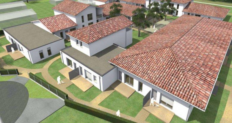 Achat / Vente programme immobilier neuf Martillac à 7min du centre (33650) - Réf. 4543
