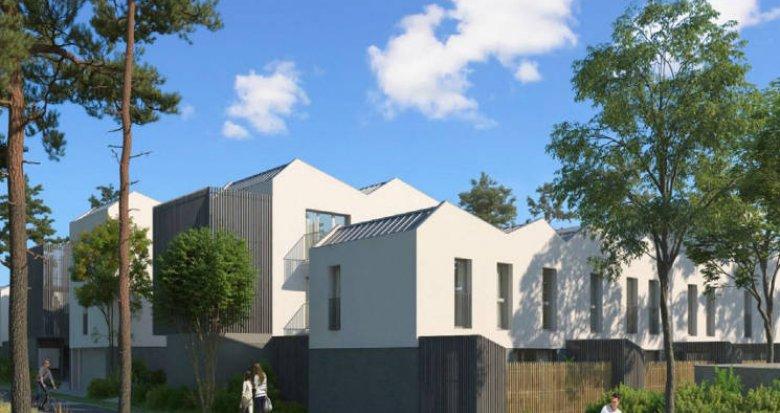 Achat / Vente programme immobilier neuf Mérignac au cœur du Parc Marepin (33700) - Réf. 4551
