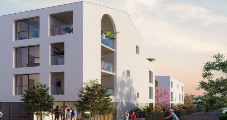 Achat / Vente programme immobilier neuf Mérignac au pied des écoles (33700) - Réf. 4390