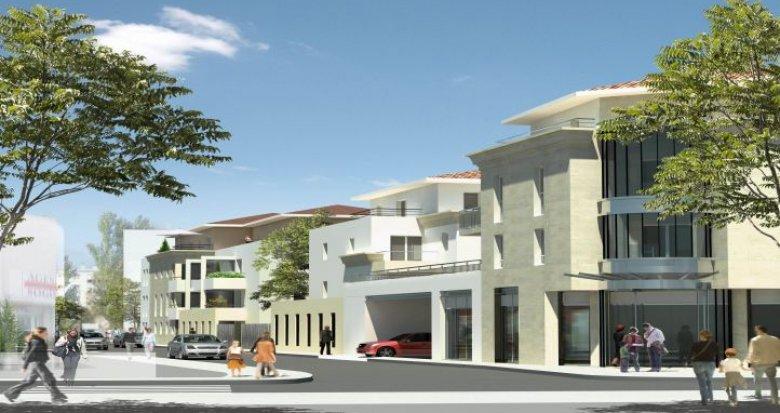Achat / Vente programme immobilier neuf Mérignac avenue de la Libération (33700) - Réf. 6
