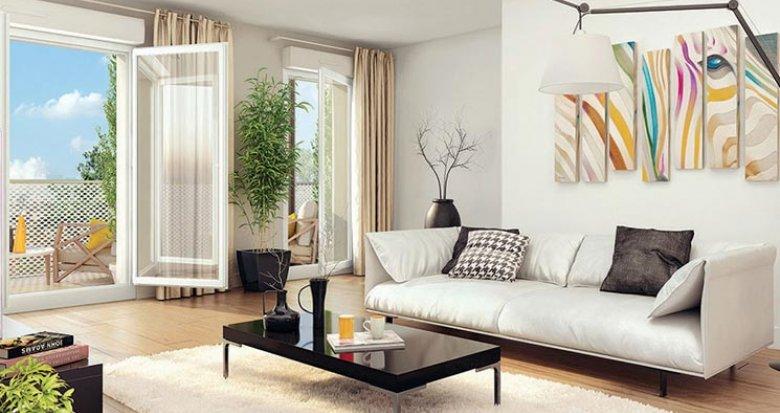 Achat / Vente programme immobilier neuf Mérignac Centre-ville (33700) - Réf. 359