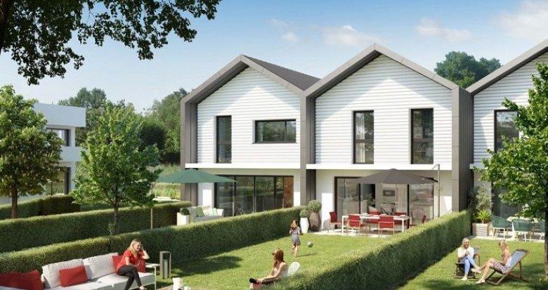 Achat / Vente programme immobilier neuf Mérignac Mondésir à 200m du Parc Bourran (33700) - Réf. 852