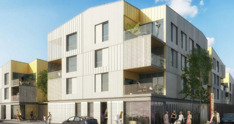 Achat / Vente programme immobilier neuf Mérignac proche centre (33700) - Réf. 1230