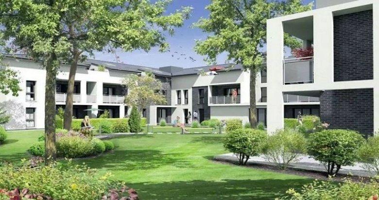 Achat / Vente programme immobilier neuf Mérignac proche centre et tramway (33700) - Réf. 1532