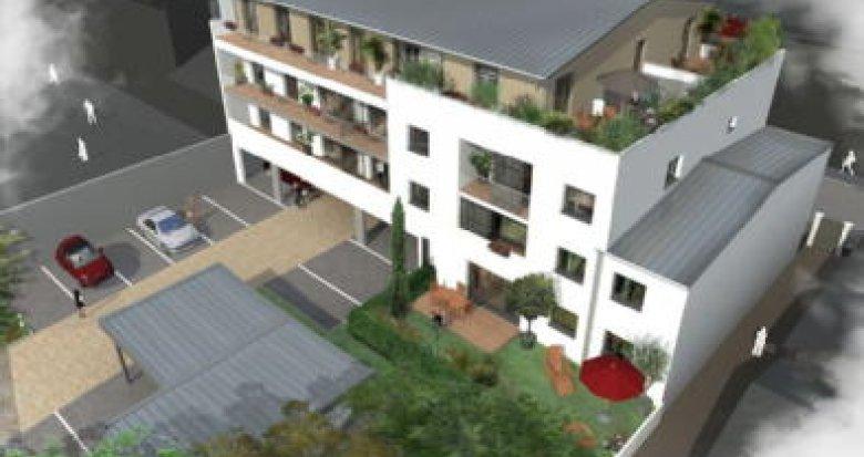 Achat / Vente programme immobilier neuf Mérignac proche centre-ville (33700) - Réf. 932