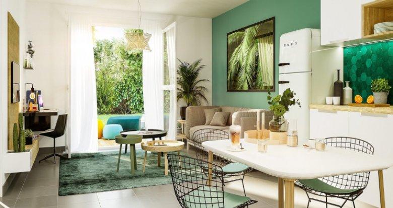 Achat / Vente programme immobilier neuf Mérignac proche CHU (33700) - Réf. 5474