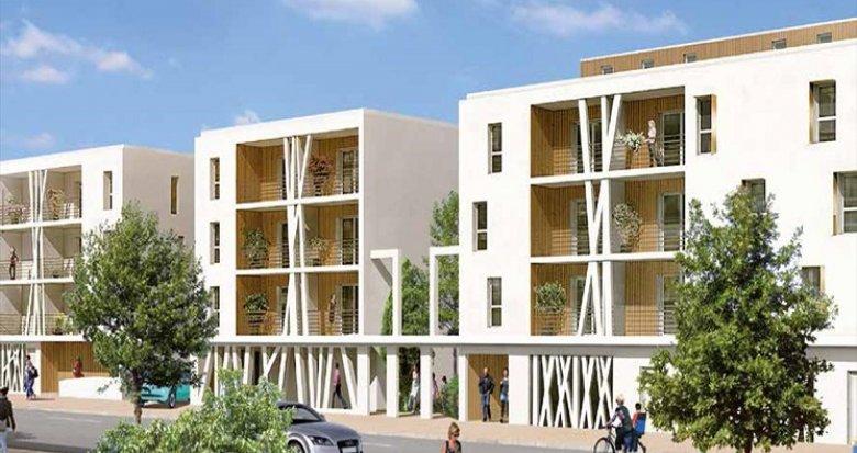 Achat / Vente programme immobilier neuf Mérignac proche commerces (33700) - Réf. 913