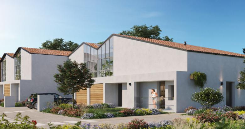 Achat / Vente programme immobilier neuf Mérignac proche du Parc du Bourgailh (33700) - Réf. 5463