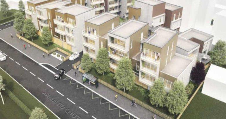 Achat / Vente programme immobilier neuf Mérignac proche Mairie (33700) - Réf. 2598