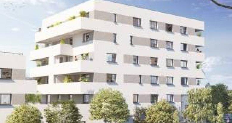 Achat / Vente programme immobilier neuf Mérignac proche Parc de Bourran (33700) - Réf. 3671