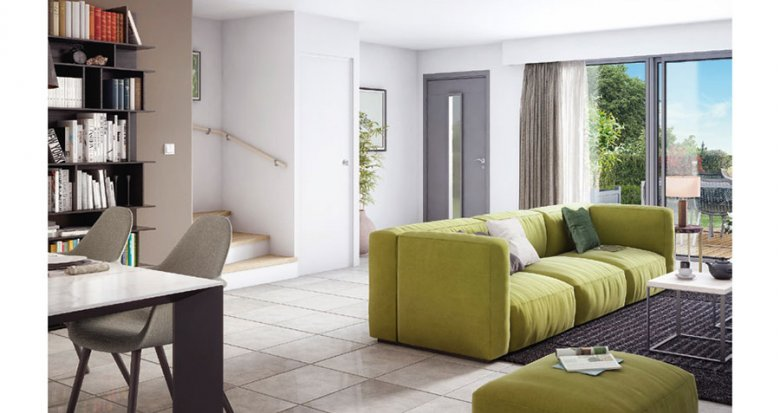 Achat / Vente programme immobilier neuf Mérignac quartier de l'hotel de ville (33700) - Réf. 1342