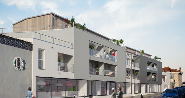 Achat / Vente programme immobilier neuf Mérignac quartier Saint-Augustin (33700) - Réf. 616