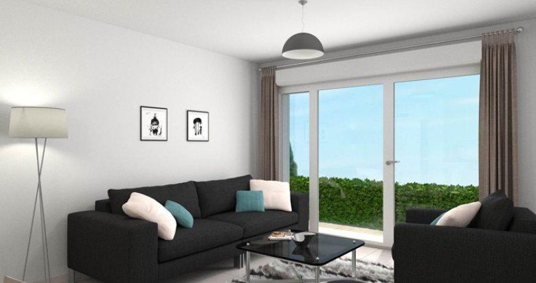 Achat / Vente programme immobilier neuf Mérignac, rue du Général Castelnau (33700) - Réf. 531