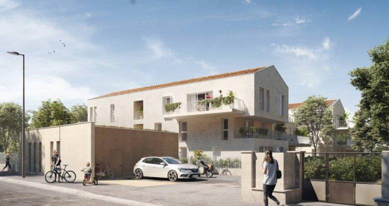 Achat / Vente programme immobilier neuf Pessac à 400m du Tram B Doyen Brus (33600) - Réf. 5328