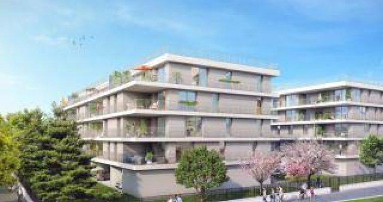 Achat / Vente programme immobilier neuf Pessac à deux pas du tramway B (33600) - Réf. 865
