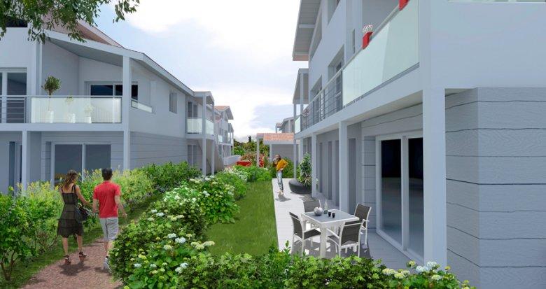 Achat / Vente programme immobilier neuf Pessac Alouette proche de la gare (33600) - Réf. 1550