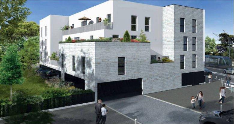 Achat / Vente programme immobilier neuf Pessac au cœur du quartier des Alouettes (33600) - Réf. 3603