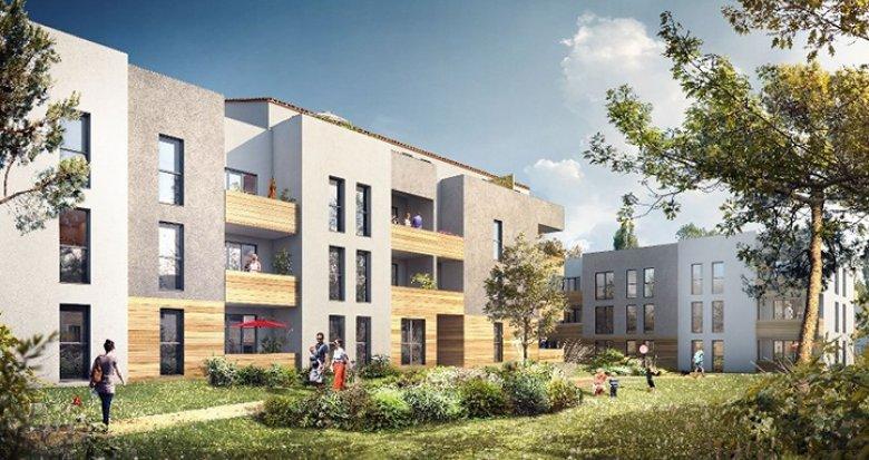 Achat / Vente programme immobilier neuf Pessac aux portes de Bordeaux (33600) - Réf. 452