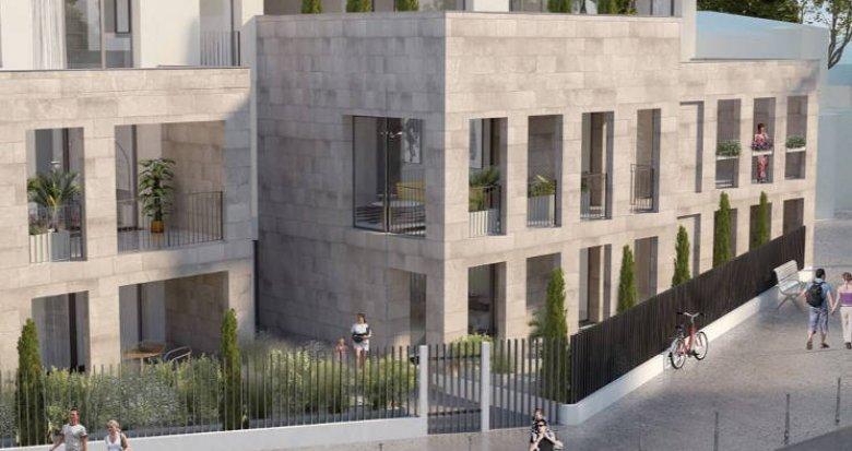 Achat / Vente programme immobilier neuf Pessac cœur centre-ville (33600) - Réf. 4657