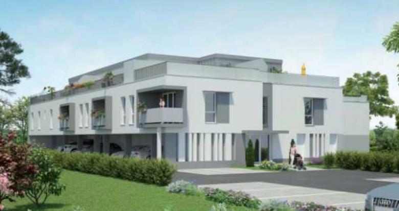 Achat / Vente programme immobilier neuf Pessac, près du Golf (33600) - Réf. 532