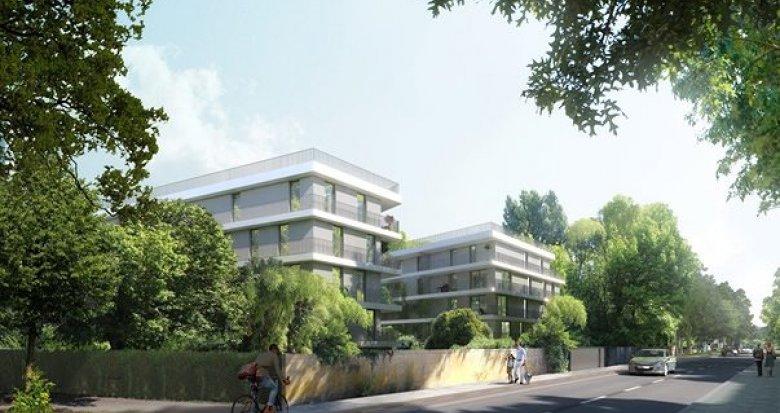 Achat / Vente programme immobilier neuf Pessac proche du campus universitaire (33600) - Réf. 463
