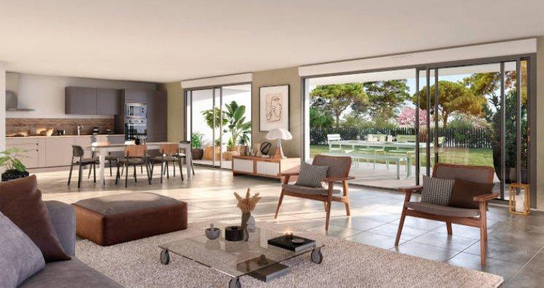 Achat / Vente programme immobilier neuf Pessac quartier Cap de Bos (33600) - Réf. 6098