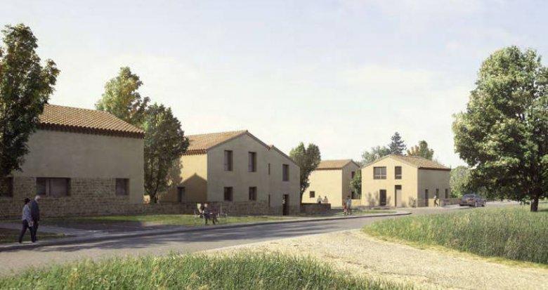 Achat / Vente programme immobilier neuf Quinsac à 20 min de Bordeaux centre (33360) - Réf. 4877