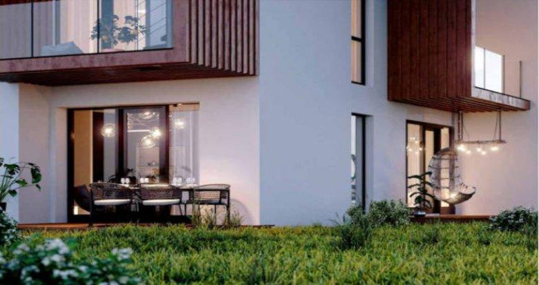 Achat / Vente programme immobilier neuf Saint-Médard-en-Jalles quartier Picot (33160) - Réf. 3632