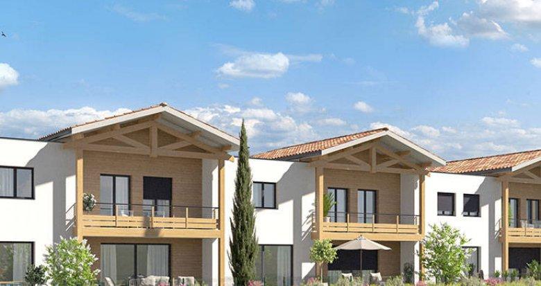 Achat / Vente programme immobilier neuf Saint-Seurin-sur-l 'Isle à proximité du centre-ville (33660) - Réf. 6247