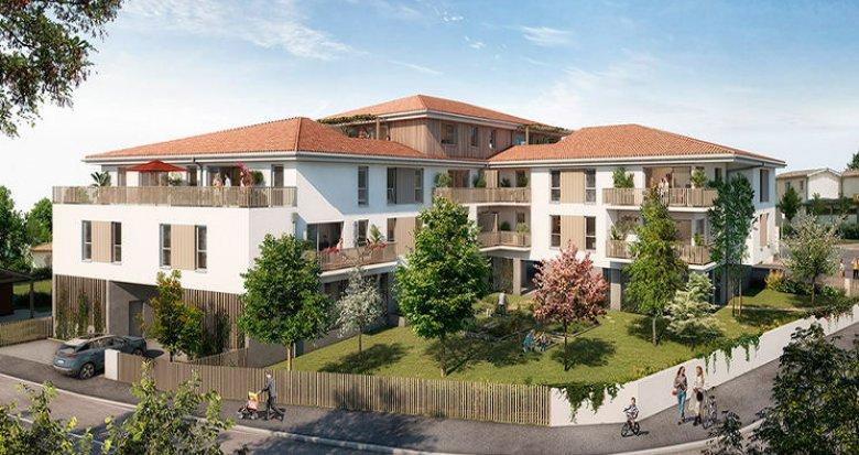 Achat / Vente programme immobilier neuf Saint-Vincent-de-Paul au coeur du village (33440) - Réf. 5693