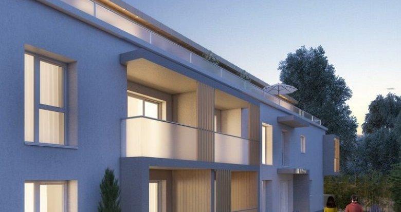 Achat / Vente programme immobilier neuf Talence à deux pas du cœur de ville (33400) - Réf. 929