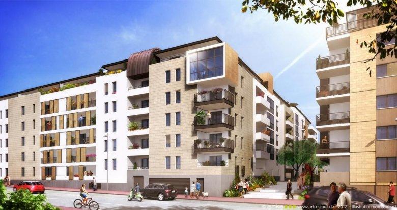 Achat / Vente programme immobilier neuf Talence à proximité de Bordeaux (33400) - Réf. 1056