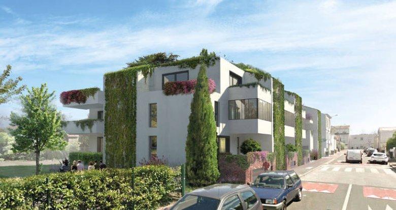 Achat / Vente programme immobilier neuf Talence à proximité des transports (33400) - Réf. 3688