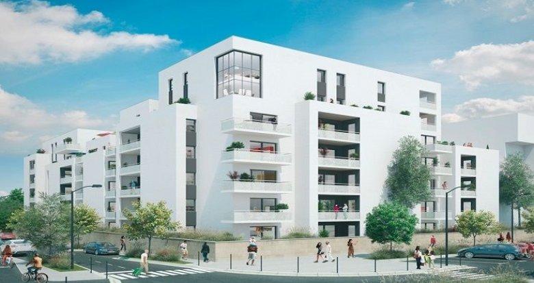 Achat / Vente programme immobilier neuf Talence centre-ville (33400) - Réf. 1008