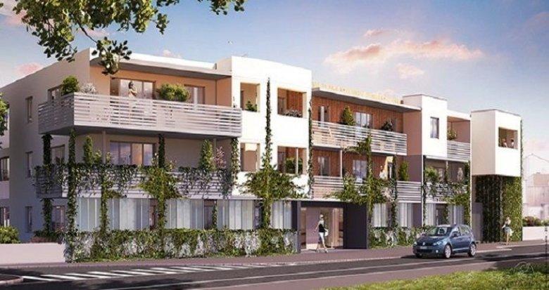 Achat / Vente programme immobilier neuf Talence Croix de Leysotte (33400) - Réf. 854