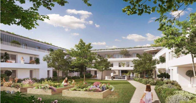 Achat / Vente programme immobilier neuf Talence Médoquine à 10 min du centre de Bordeaux (33400) - Réf. 5194