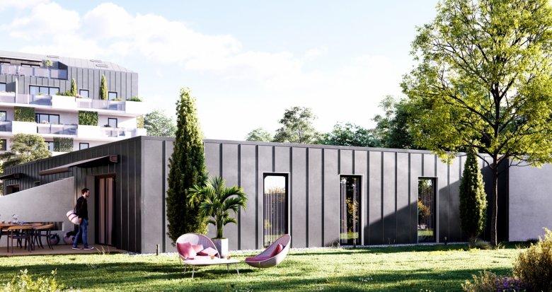 Achat / Vente programme immobilier neuf Talence proche centre-ville (33400) - Réf. 1527