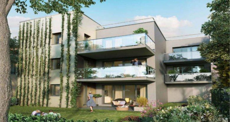 Achat / Vente programme immobilier neuf Talence proche commodités (33400) - Réf. 5058