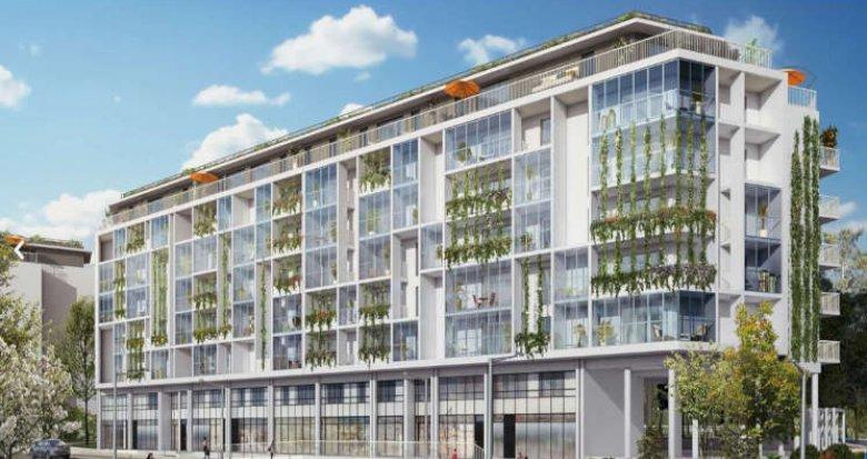 Achat / Vente programme immobilier neuf Talence proche gare Saint-Jean (33400) - Réf. 2621