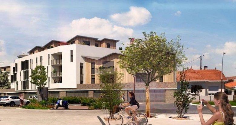 Achat / Vente programme immobilier neuf Teste-de-Buch centre-ville proche marché couvert (33260) - Réf. 853