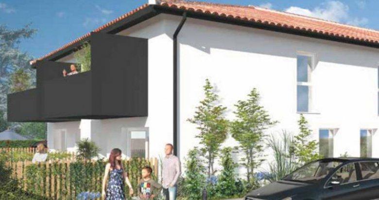 Achat / Vente programme immobilier neuf Vayres sur la rive gauche de la Dordogne (33870) - Réf. 4381