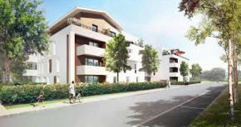 Achat / Vente programme immobilier neuf Villenave-d'Ornon aux portes de Bordeaux (33140) - Réf. 2380