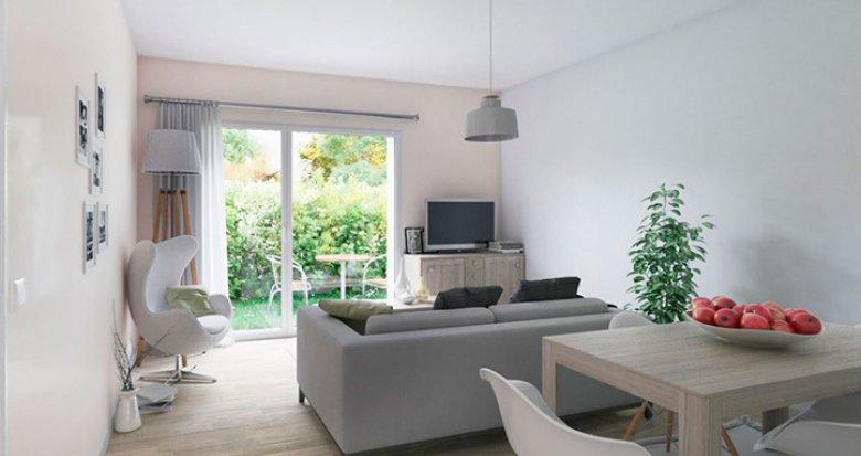 Achat / Vente programme immobilier neuf Villenave-d'Ornon, Avenue Clémenceau (33140) - Réf. 489
