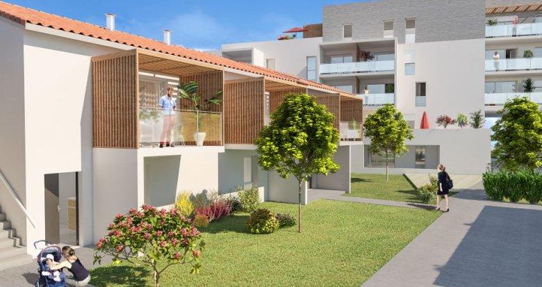 Achat / Vente programme immobilier neuf Villenave-d'Ornon avenue des Pyrénées (33140) - Réf. 3041