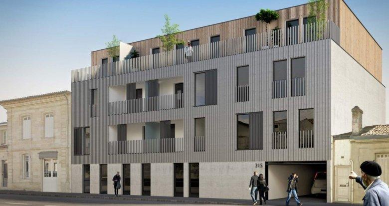 Achat / Vente programme immobilier neuf Villenave d'Ornon Bagatelle (33140) - Réf. 985