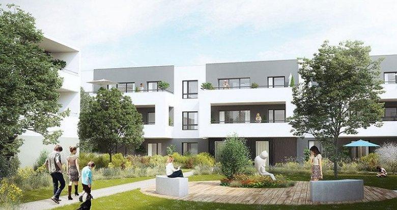 Achat / Vente programme immobilier neuf Villenave-d'Ornon futur quartier golf de Geneste (33140) - Réf. 590