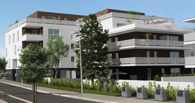 Achat / Vente programme immobilier neuf Villenave-d'Ornon, Les Gravières (33140) - Réf. 1019